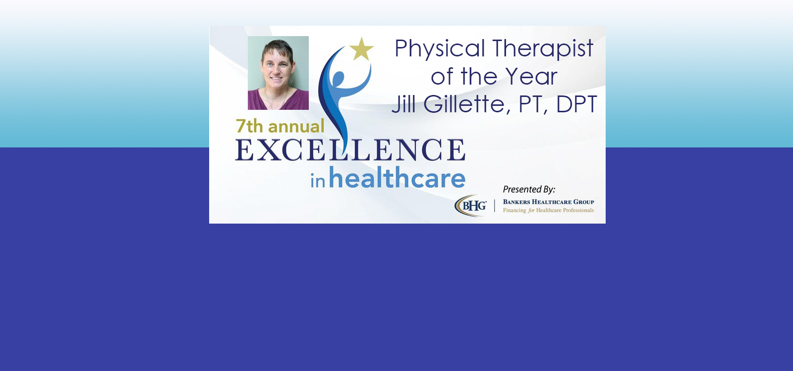 Physical Therapist Award